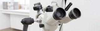 Leczenie kanałowe pod mikroskopem