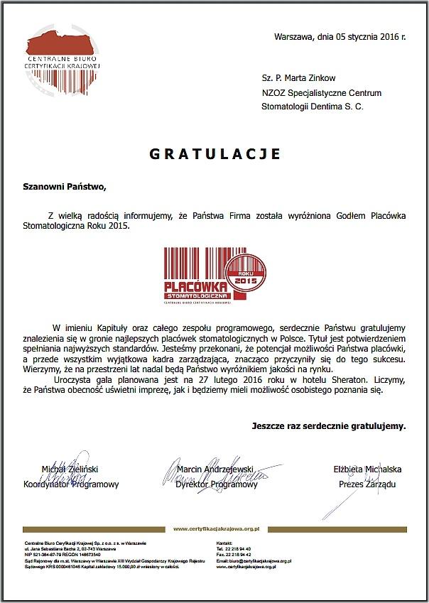 placówka-roku-2015-gratulacje