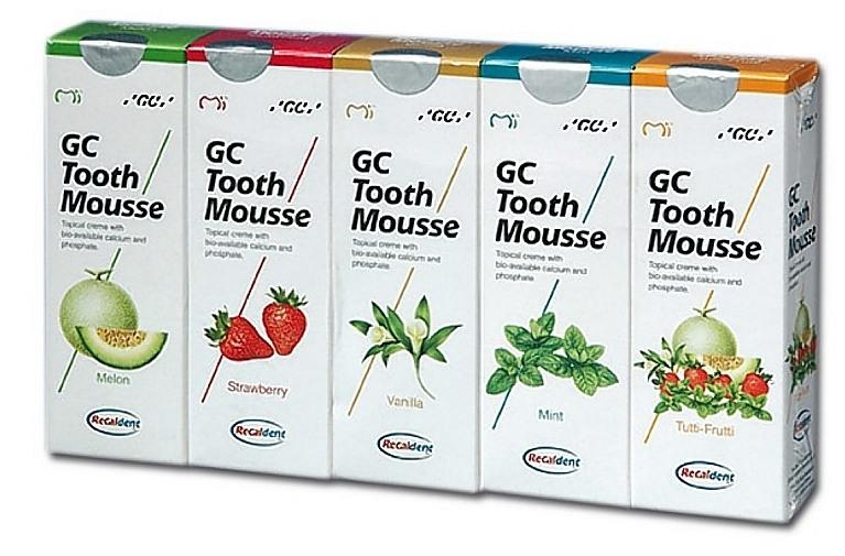 Tooth Mousse - płynne szkliwo - Dentima